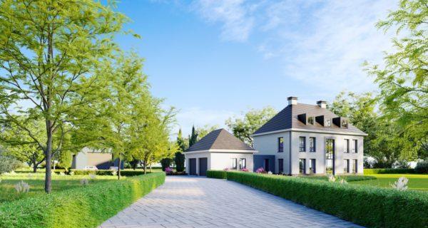 Nieuwbouw Landhuis – Sevenum