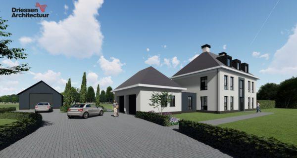Nieuwbouw Villa – Sevenum